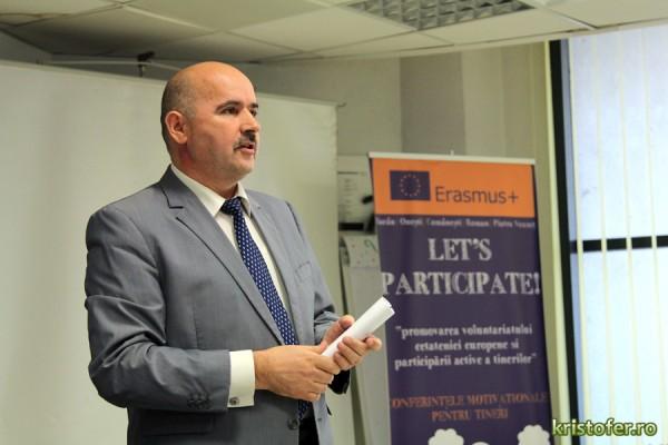 ilie birzu conferinta let s participate 22 ianuarie 2016