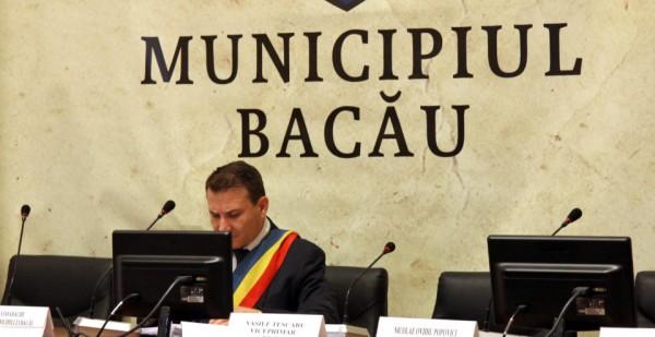 romeo stavarache singur pupitru consiliul local