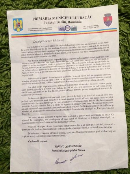scrisoare stavarache pensionari 2015