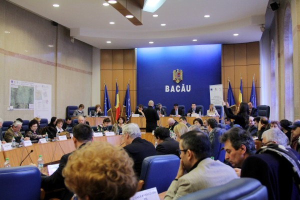 sedinta consiliul judetean bacau ianuarie 2016