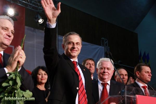 mircea geoana campanie electorala 2009