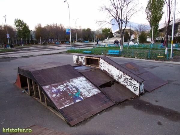 3 skatepark bacau 2007