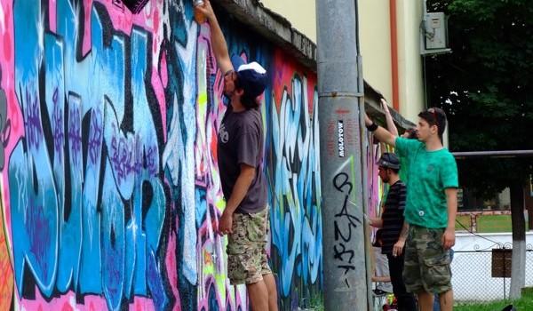 graffiti bacau concurs