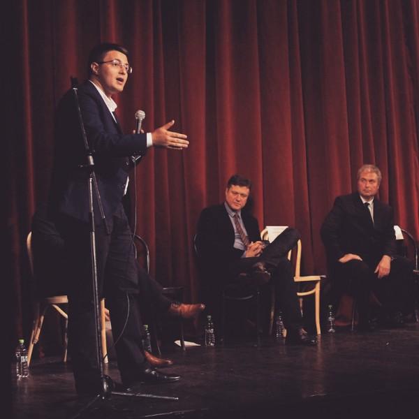4 dezbatere teatrul bacovia cristian ghinghes bacau 2016
