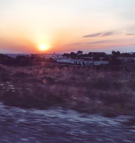 1 bulgaria sunset lesovo