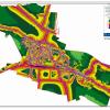 harta zgomot municipiul bacau mai 2016