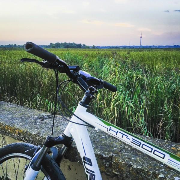 2-bicicleta-univega-lacaul-bacau-ii-turnul-televiziune