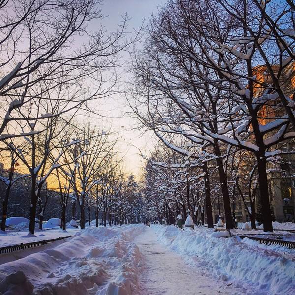 2 unirii iarna bucuresti