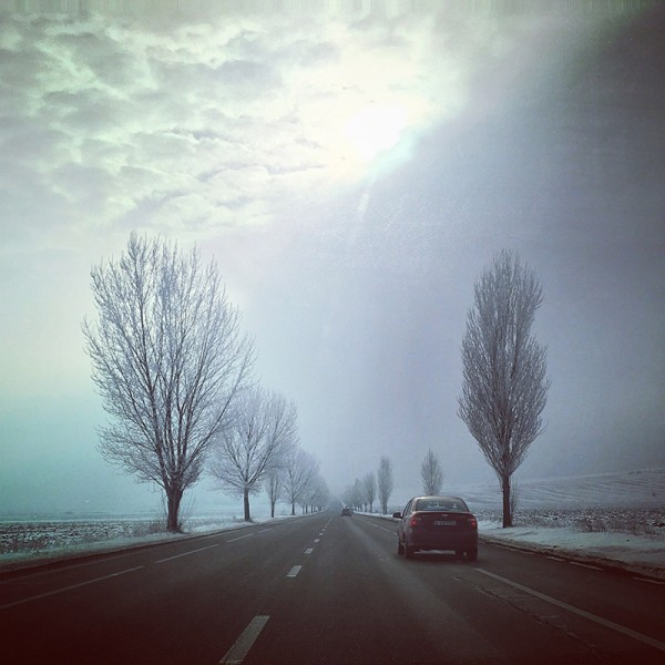 5 e85 nicolae balcescu iarna bacau drum