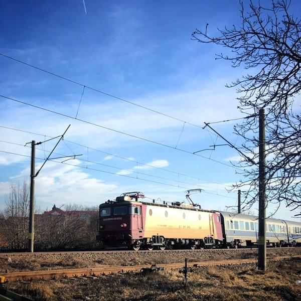 2 tren cfr bacau gheraiesti