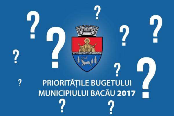 buget bacau 2017