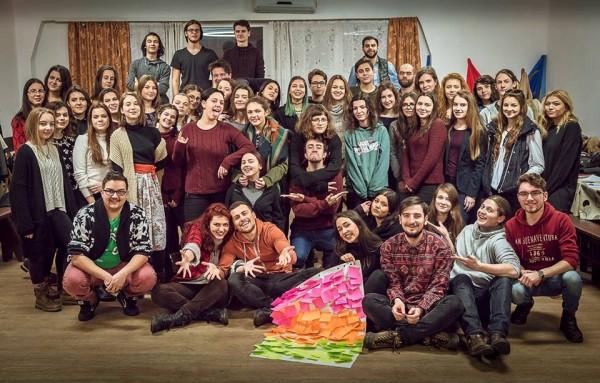 echipa tineri film mai aproape festival bacau
