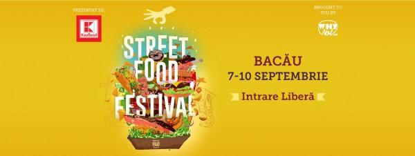 street food festival bacau