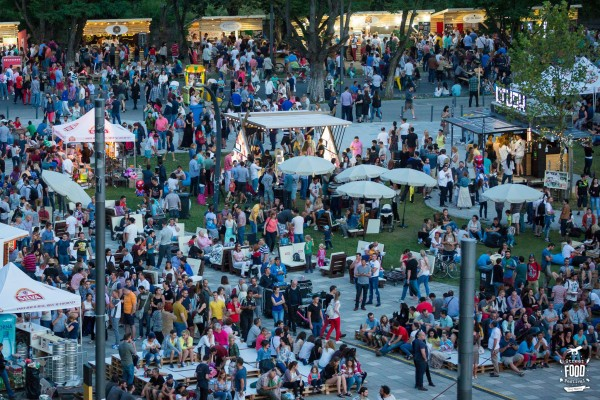 street food festival cluj