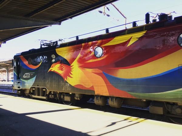 01 locomotiva cfr pasarea maiastra