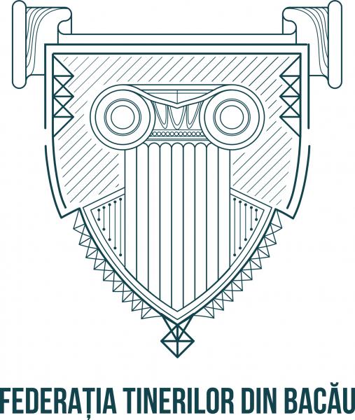 federatia tinerilor din bacau logo