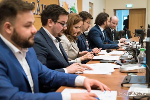 semnare acord bacau capitala tineretului