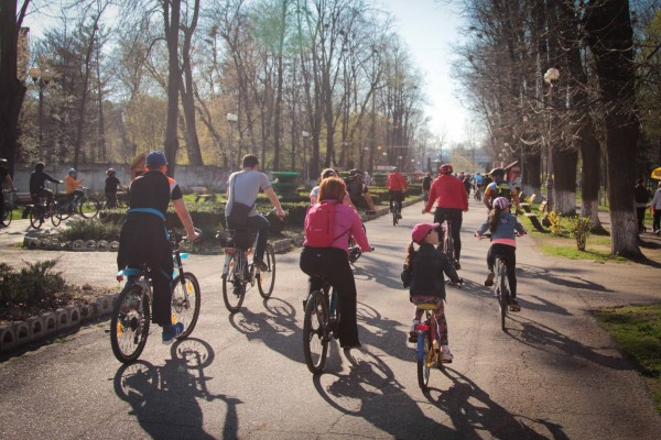 biciclete parcul cancicov