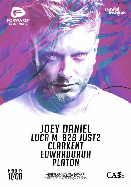 joey daniel eveniment caex bacau