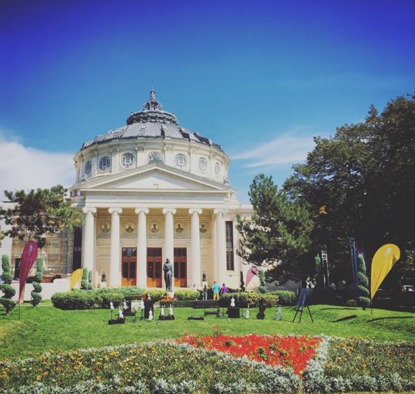 8 ateneul roman festivalul enescu