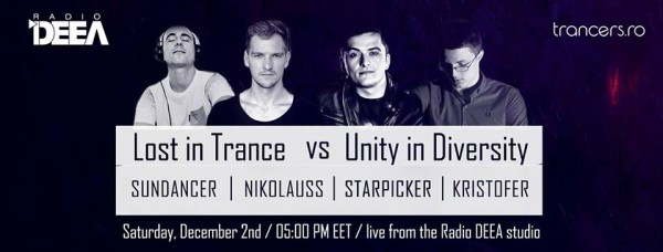 lost trance unity in diversity