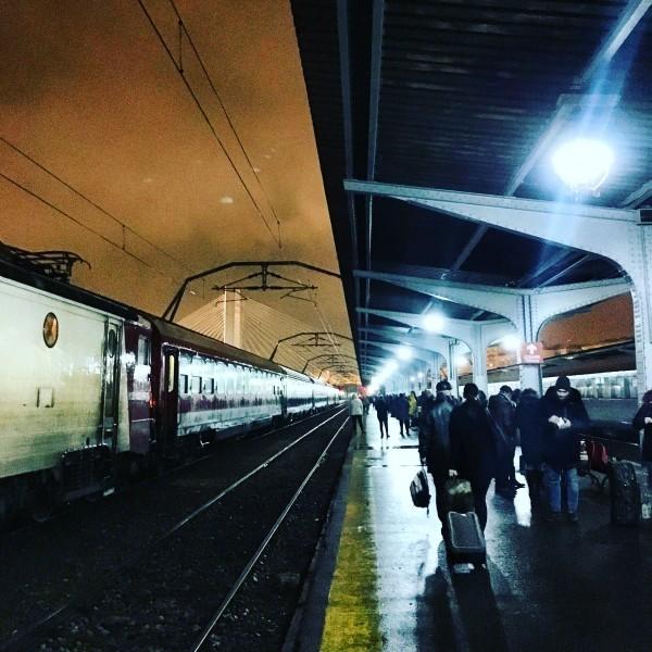 05. gara nord bucuresti noaptea
