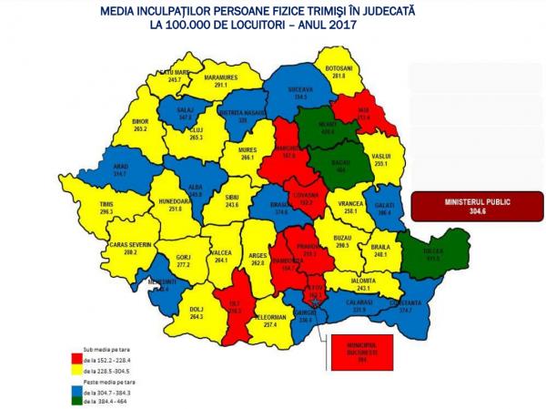 harta medie inculpati judete 2017
