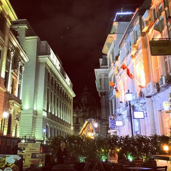 09 bucuresti seara centrul vechi