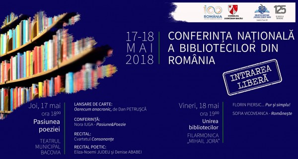 conferinta nationala biblioteci