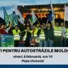 uniti autostrazile moldovei