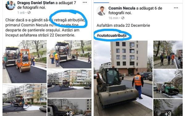 dragos stefan necula asfaltare 22 decembrie