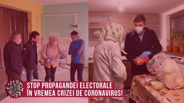 stop propaganda coronavirus