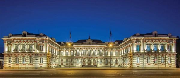 palatul administrativ cj prefectura bacau