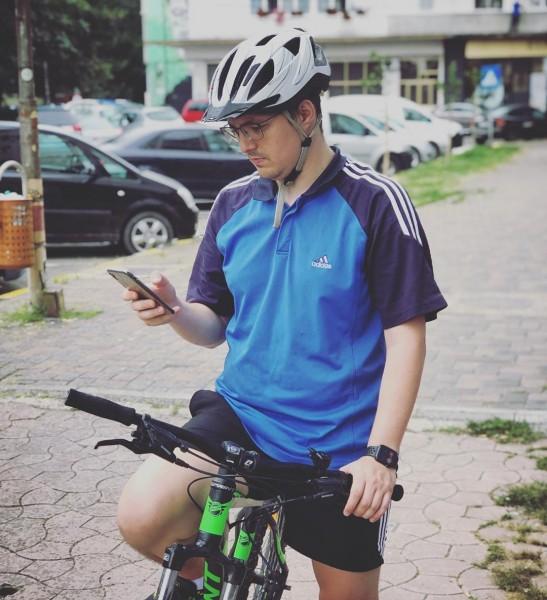 ghinghes bicicleta