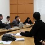 Prima intalnire de lucru privind SNV (2)