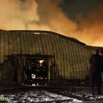 Incendiu de proportii in sudul Bacaului (4)