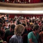 Teatrul Bacovia, in perioada ID Fest (2)