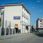 Se circula pe strapungerea de la Sportiv (2)