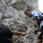 Dragos Benea la Maratonul de la Piatra Craiului (3)