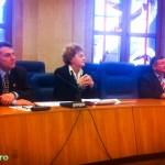 Conferinta de presa la Prefectura (1)