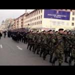Foto şi video: Ziua Naţională a României, în Bacău