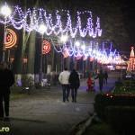 Lumini de Craciun in Bacau (3)