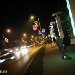 Lumini de Craciun in Bacau (7)