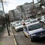 Trafic de sarbatori in Bacau (3)