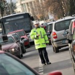 Trafic de sarbatori in Bacau (4)