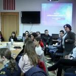 Angajamentul tinerilor impotriva coruptiei la American Corner (1)