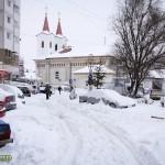Iarna in Bacau 2012 (2)