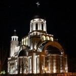 Catedrala ortodoxa bacau iluminata (1)