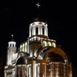 Catedrala ortodoxa bacau iluminata (2)