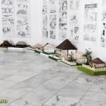 Expozitie de arhitectura moderna la muzeul de istorie iulian antonescu (3)